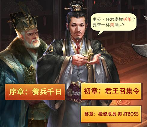 【平台活動】三國策略:謀權送幣 獨家贈VIP九連彈